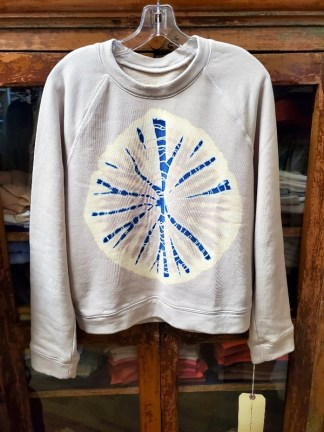 RAquel Allegra Raglan Sweatshirt