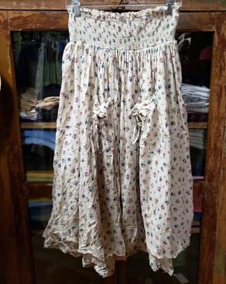 Ewa i Walla Flower Print Skirt 22966