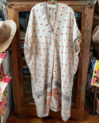 Magnolia Pearl Jaya Kaftan Kimono Dress 649