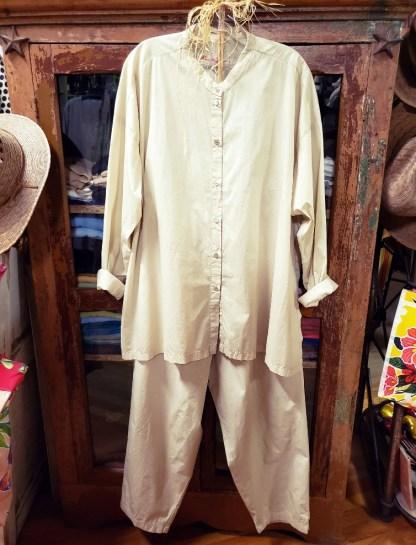 Manuelle Guibal Shirt Key in Desert Gold 5654