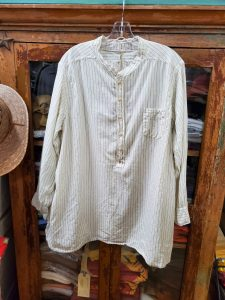Magnolia Pearl Idgy Mens Shirt Top 861 George Stripe
