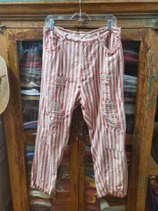 Magnolia Pearl Miner Pants 195 -- Big Top Red