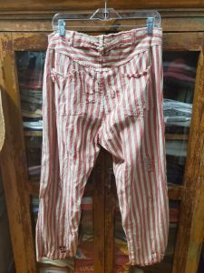 Magnolia Pearl Miner Pants 195 -- Big Top Red
