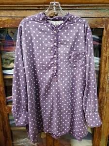 Magnolia Pearl Idgy Mens Shirt Top 833 in Urchin