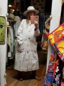 Raquel Allegra Duffle Coat 3947 Tea stain