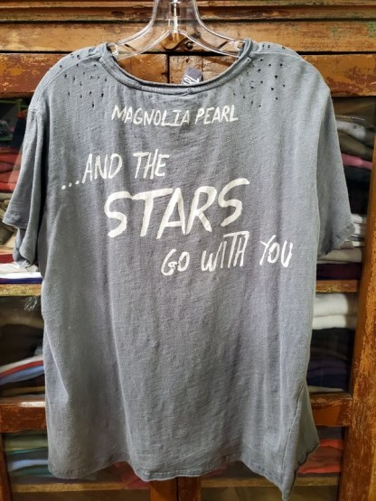 Magnolia Pearl Cotton Jersey Boyfriend To The Stars And Back T Top 888