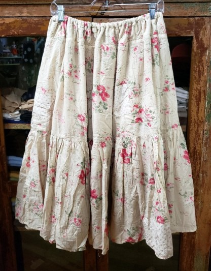 Magnolia Pearl Cecily New Skirt 069 - Raspberry Rose