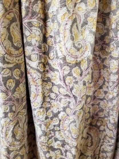 Magnolia Pearl Cordelia Night Shirt Dress 667 Kalamkari