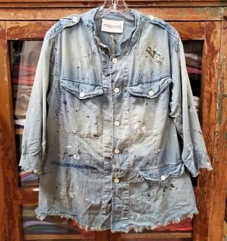 Magnolia Pearl Love Militia Coat Jacket 258 -- Artclass