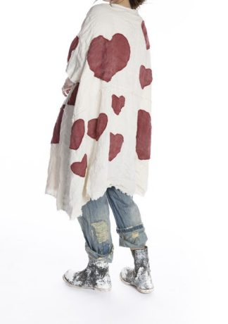 Magnolia Pearl Heart Kimi Koat Jacket 457 - Love