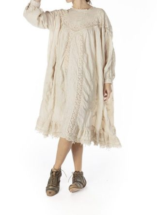 Magnolia Pearl Irunka Dress 690 - Moonlight