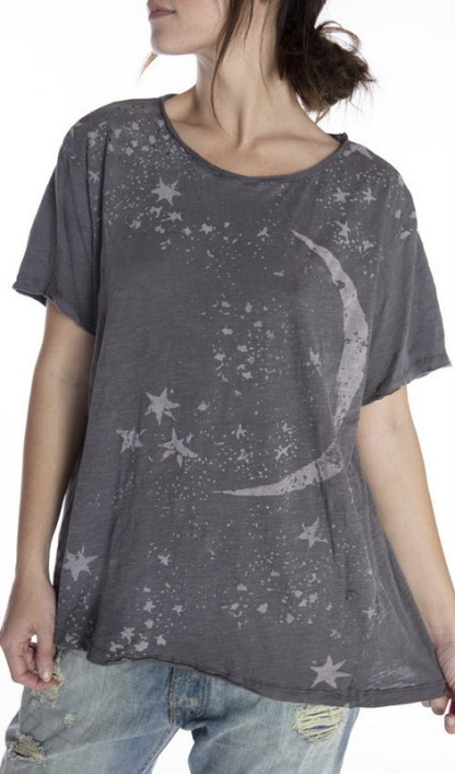 Magnolia Pearl Cotton Jersey Galaxy Dust T 919 - Ozzy