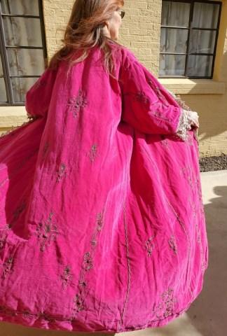 Magnolia Pearl OLeary Coat Jacket 438 -- Roza