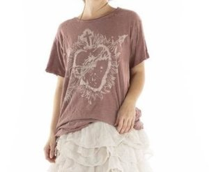 Magnolia Pearl T Sovereign Heart T Top 924 Bisou