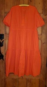Manuelle Guibal Robe YAKKO Dress 5948 FLY GIRL