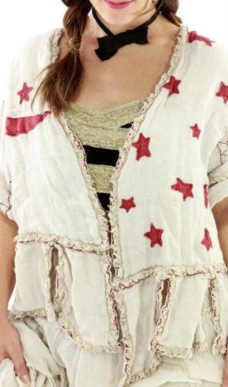 Magnolia Pearl Binky Jacket 491 Moonlight
