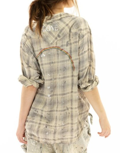 Magnolia Pearl Kelly Western Shirt Top 1034 Jenny