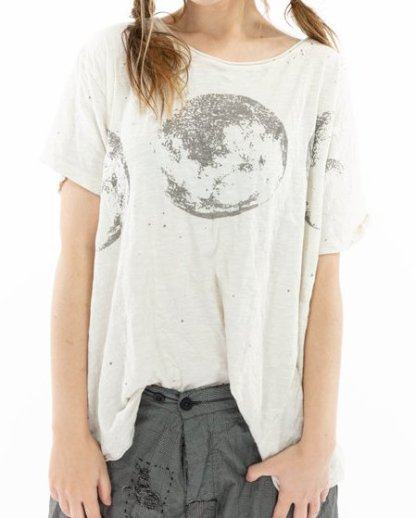 Magnolia Pearl Cotton Jersey Celestial Sphere T Top 990 Moonlight