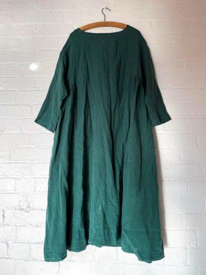 Metta Melbourne Olive Dress 5431 Sycamore Green
