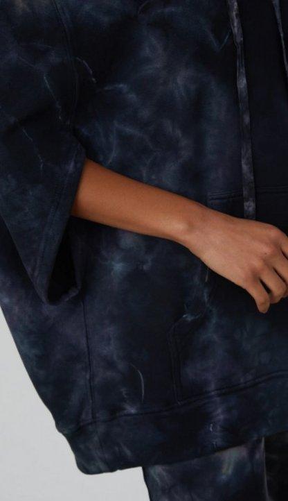 Raquel Allegra Poncho Y214-4108 Nebula Cloud TD