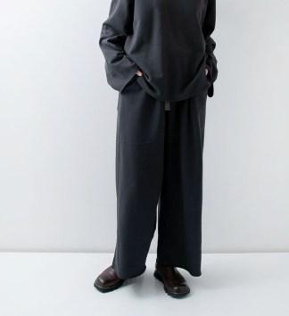 Veritecoeur Pants 399 Sumikuro (Black)