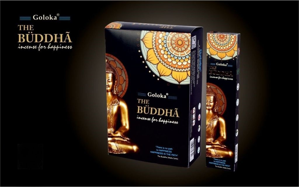 Goloka – 'The Buddha' Incense