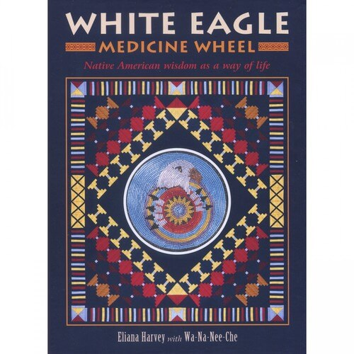 White Eagle Medicine Wheel Cards