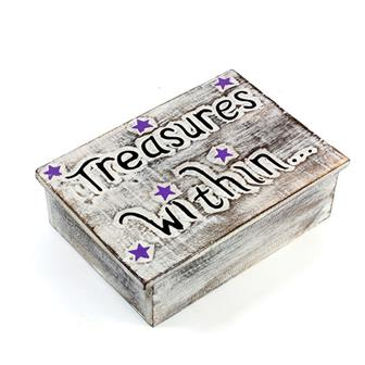 'Treasures Within' Box