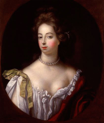 Nell Gwyn, royal whore