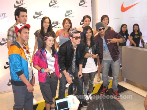 Nike Summer and Fall Collection - Stylist's Session2 - UAAP