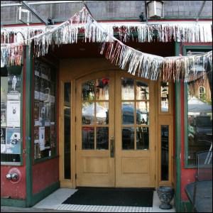 Original shop front