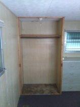 slob, humor, empty closet