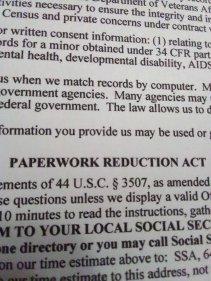 slob, humor, old paperwork