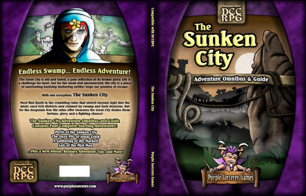 Sunken City Cover