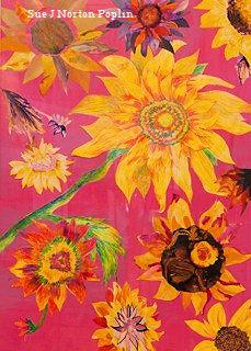 Sunflower Splash