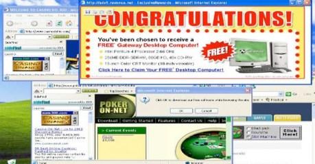 search engine marketing, old internet