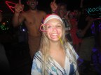 Kat celebrating Christmas in Thailand