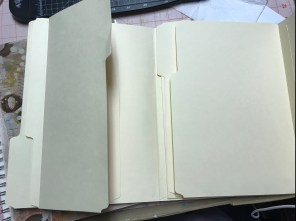 First Pages of Lap Book