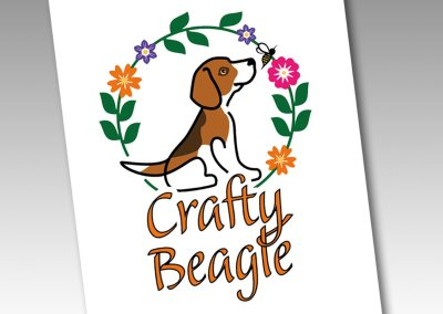 Crafty Beagle Logo
