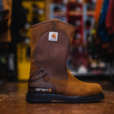 11″ WATERPROOF WELLINGTON (STEEL TOE)