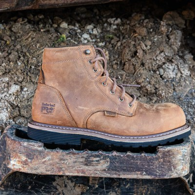 Millworks 6″ Waterproof Boots (Comp Toe)