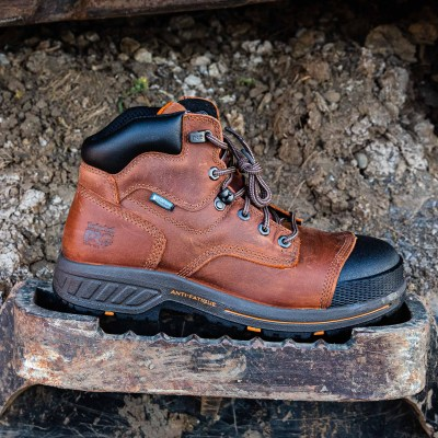 6″ Helix HD Work Boots (Soft Toe)