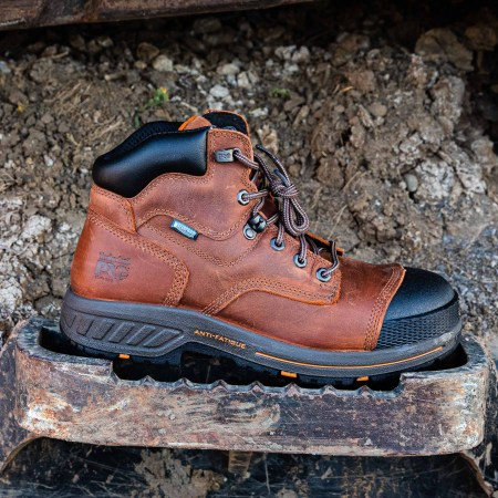 HELIX HD 6″ WORK BOOTS (SOFT TOE)