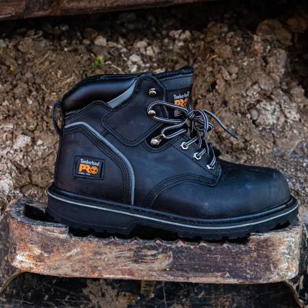 6″ PIT BOSS (STEEL TOE)