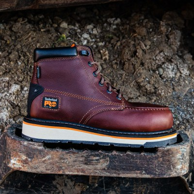 6″ Gridworks Work Boots (Alloy Toe)