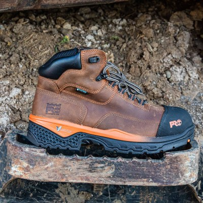 Bosshog 6″ Comp Toe Work Boots