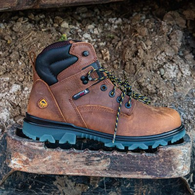 6″ I-90 EPX Work Boots (Comp Toe)