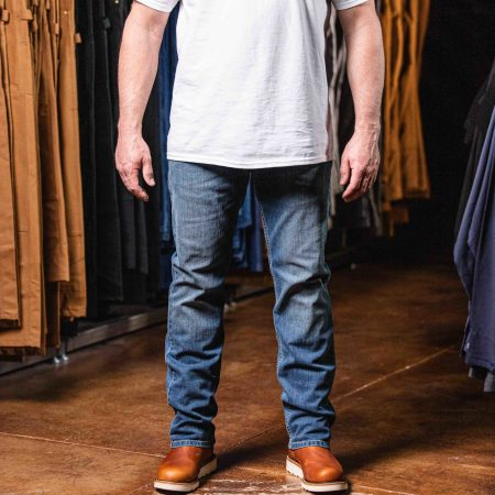 RUGGEDFLEX RELAXED STRAIGHT JEAN