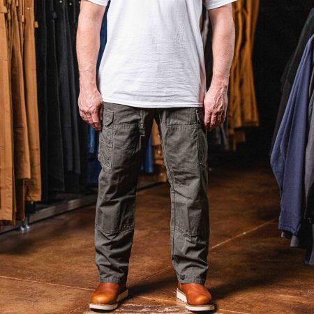 RIGGS WORKWEAR® RIPSTOP RANGER CARGO PANT (LODEN)