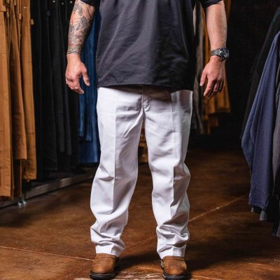 Original 874 Work Pant (White)